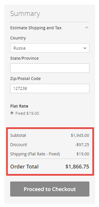How is the \Magento\Checkout\Block\Cart\Totals (checkout